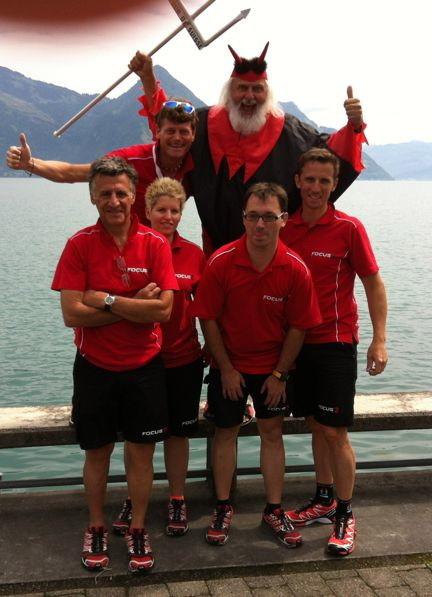 Tour de Suisse mit Didi