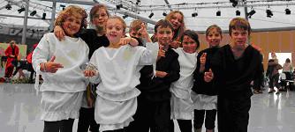 Les enfants participants