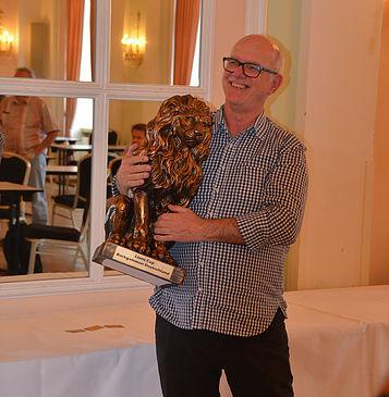 Jacques Wehli aus der Schweiz reihte sich in die Siegerliste der Lions-Tour ein