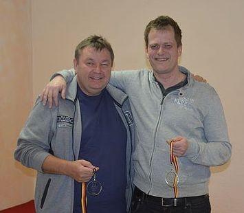 Rainer Witt und Frank Simon