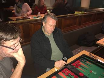 Munich Master und Chouette-König im Dezember, Jan Cerny