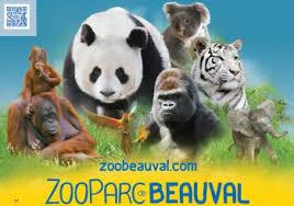Zoo parc de Beauval - Saint Aignan sur Cher