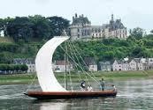 Promenades en bateau traditionnel sur la Loire à Chaumont sur Loire