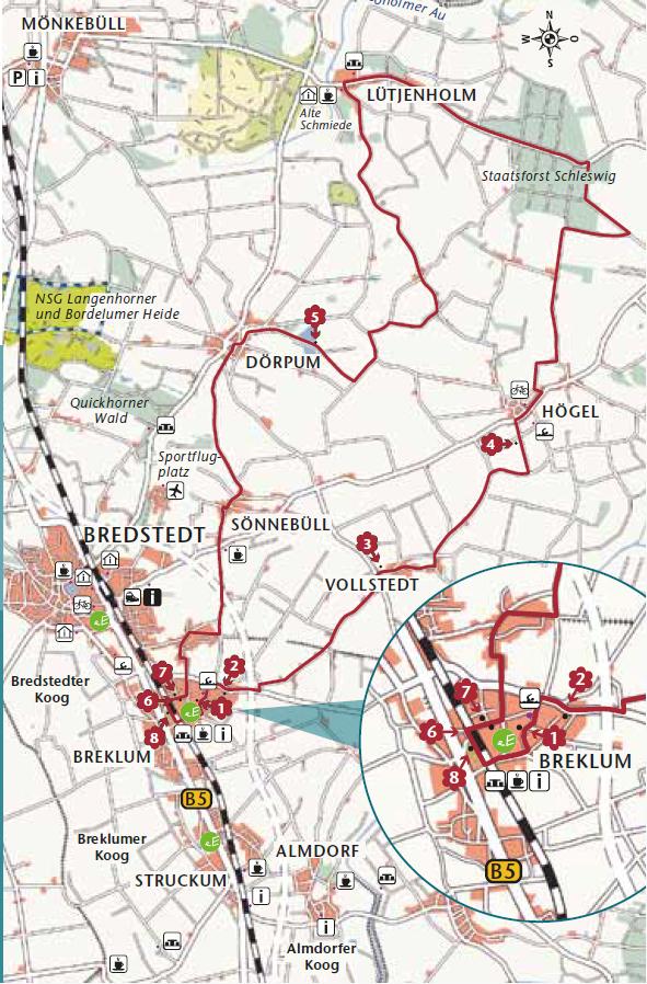Mirebüller Route