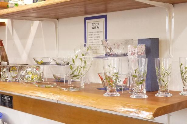 器と珈琲 Lien りあん のギャラリー: 森谷 糸さんの作品
