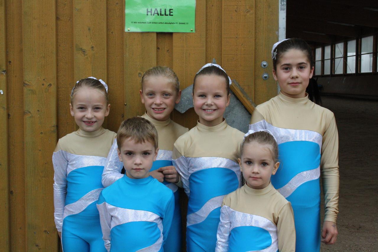 Lea, Jan, Lisa, Nerea ,Anne und Marie
