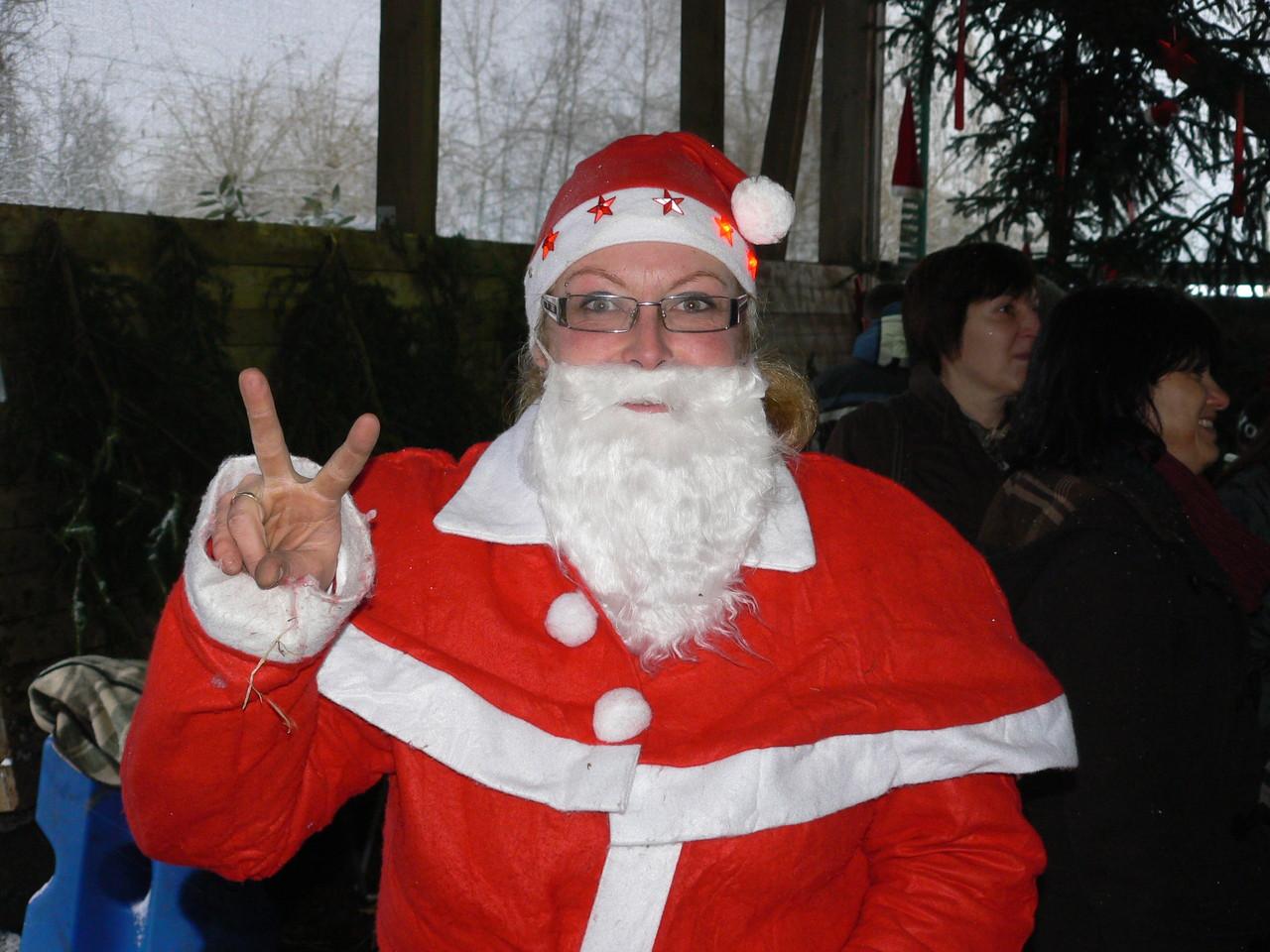 Der Weihnachtsmann (Franzi)