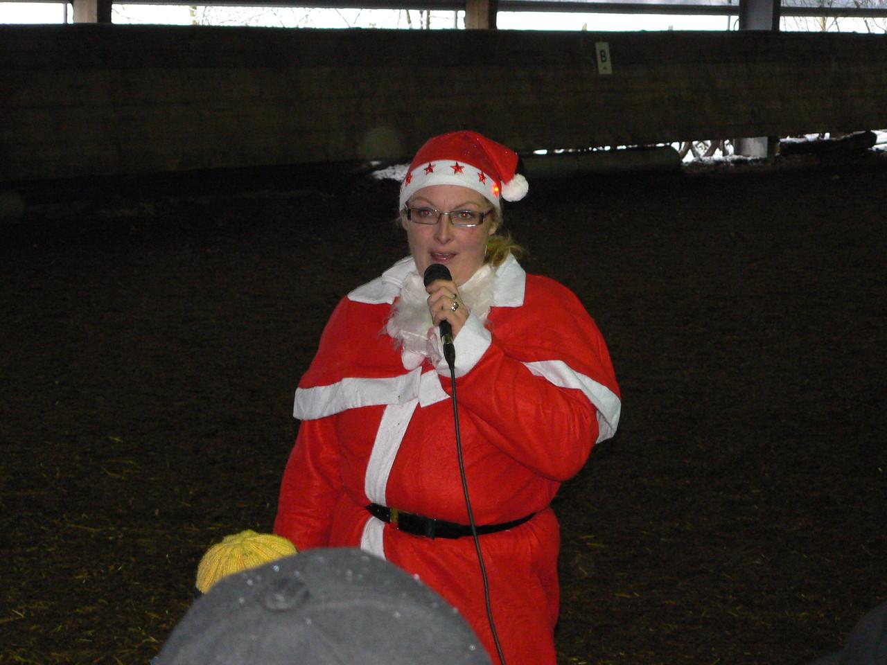 Die Rede vom Weihnachtsmann :)