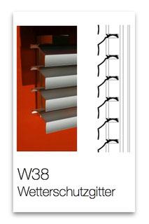 wetterschutzgitter l ftungsgitter lineargitter konvektorengitter sonnenschutzgitter alu. Black Bedroom Furniture Sets. Home Design Ideas