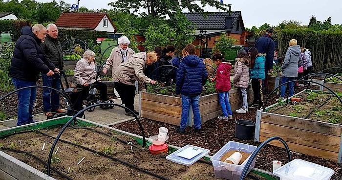 Der Mehrgenerationengarten des Stadtverbandes der Gartenfreunde Herne-Wanne e.V.