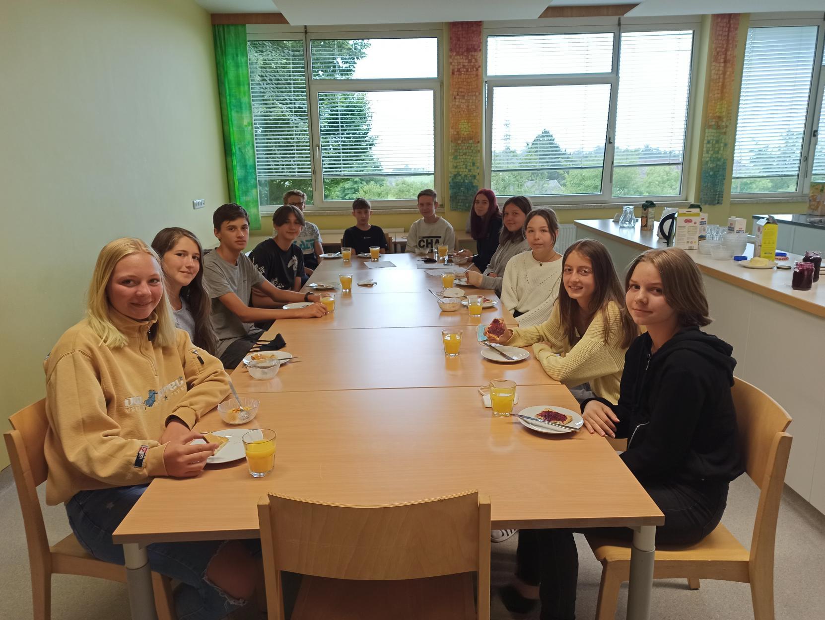 English Breakfast 4. Klassen