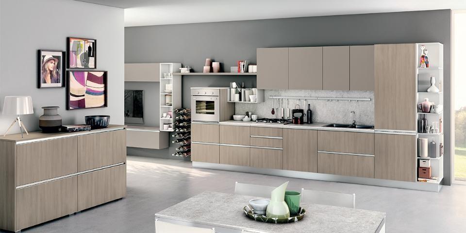 Cucine Componibili » Cucine Componibili Moderne Lube - Ispirazioni ...