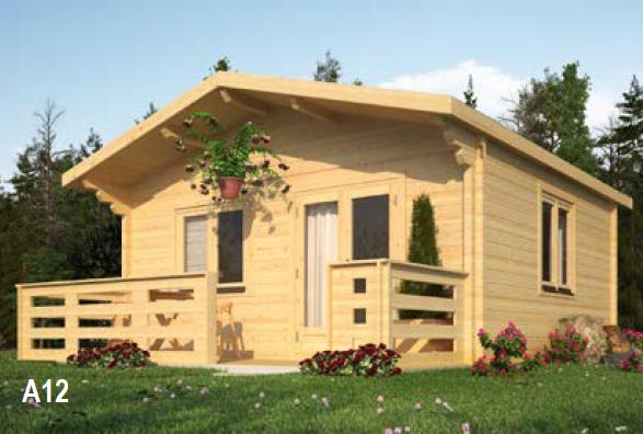 insolite maison bois