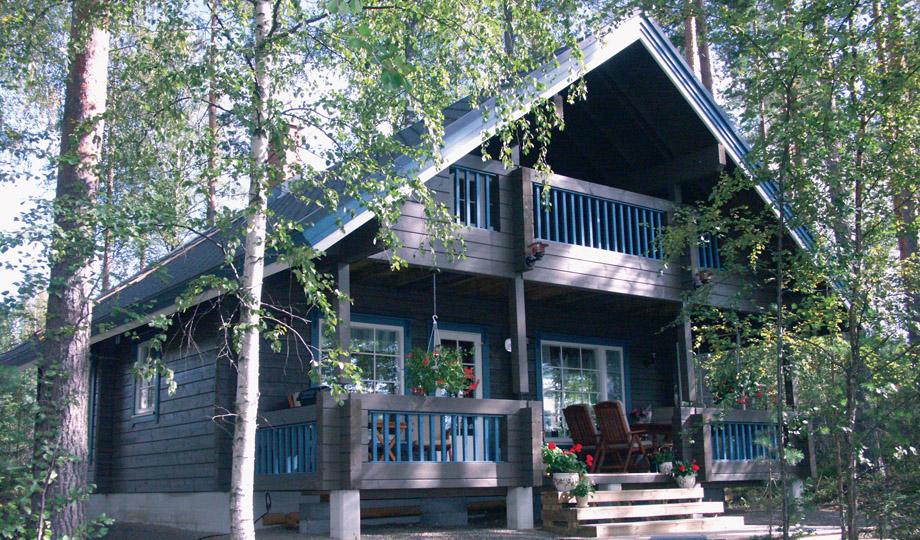 Maison bois N°15