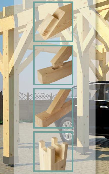 Assemblage carport