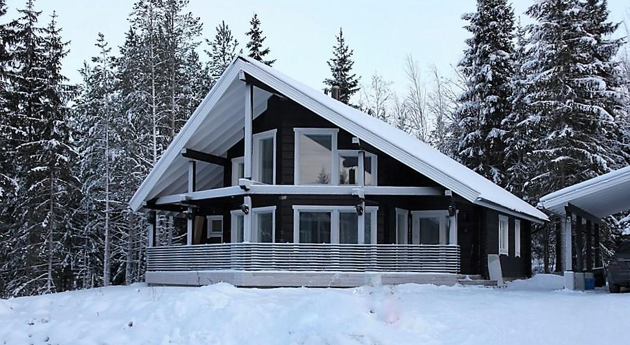 maison bois 30