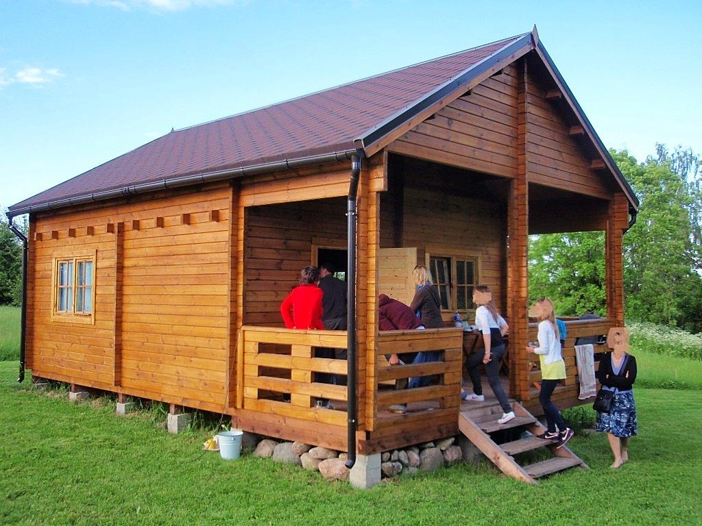 Chalet en kit Camping 2