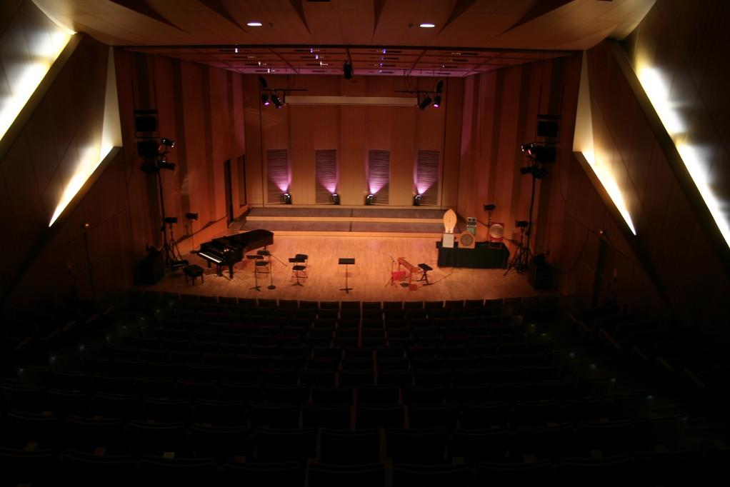Auditorium Jean-Pierre Miquel, Vincennes