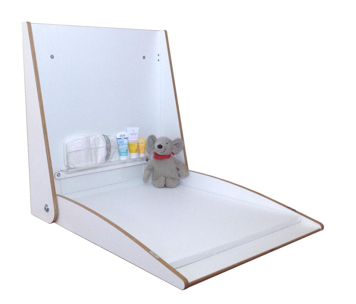 klappbarer wickeltisch kind und raum wickelaufsatz. Black Bedroom Furniture Sets. Home Design Ideas