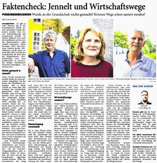 Ostfriesenzeitung 08.09.2021