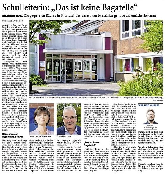 Ostfriesenzeitung 07.09.2021