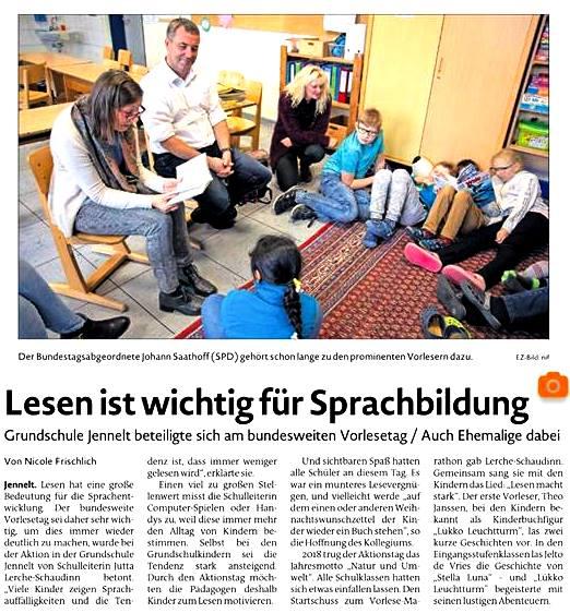 Emder Zeitung 21.11.2018