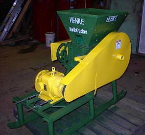 "Henke ""Kwik Kracker"" Roller Mill       photo for example only, unit sold"