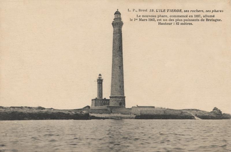 En 1902 il culmine à 85 m avec son paratonerre