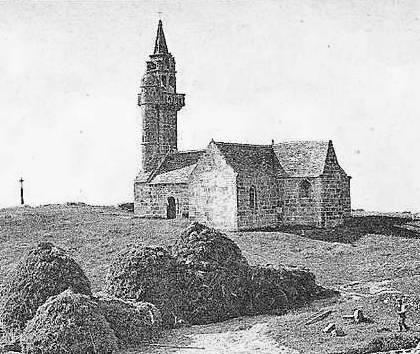 La chapelle de l'ile callot