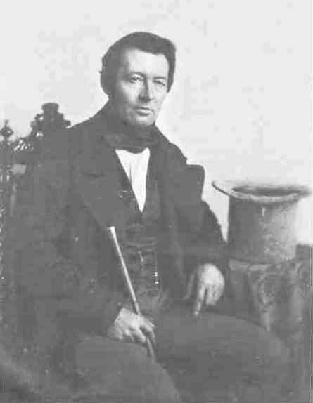 Le papetier morlaisien Aristide Andrieux (coll. part.)