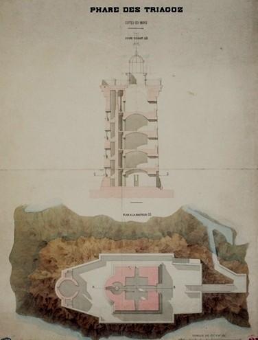 Plan de l'ingénieur Dujardin