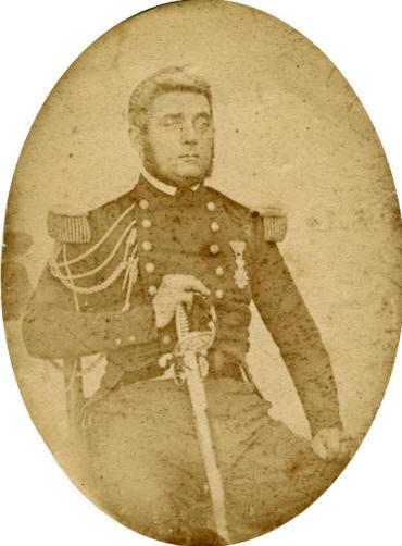 Le capitaine de frégate Barlatier-Demas 1810 1888