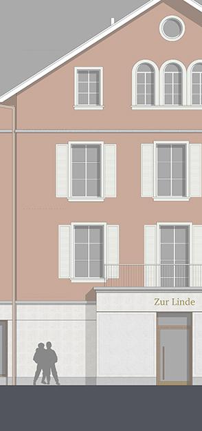 Wohnhaus Marktgasse Langenthal