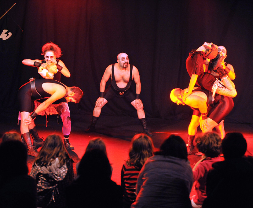 Cie Cirque en scène Les Wanderbars