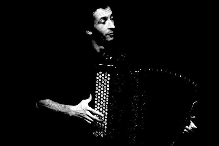 Eric Proud, acordéoniste