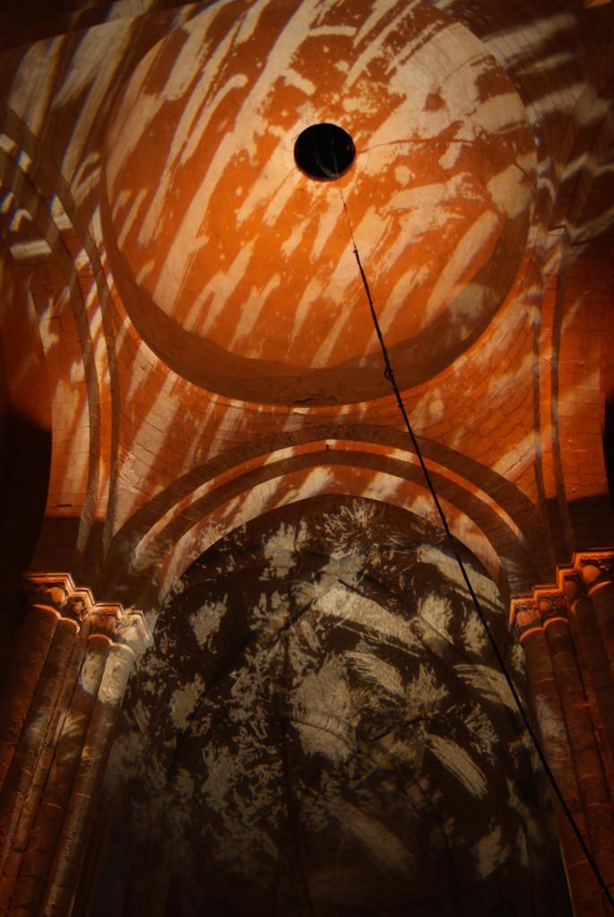 Gobos pour lumières intérieures - création Chap' de Lune