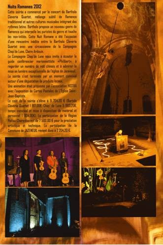 Nuit Romane 2012-JM Jazeneuil