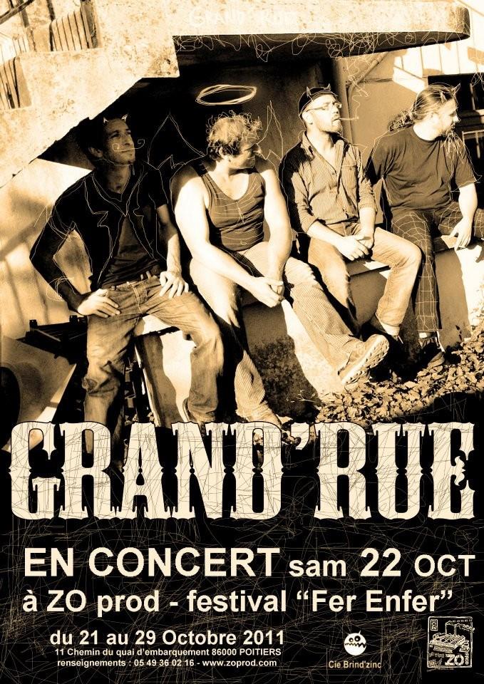 Groupe de rock français