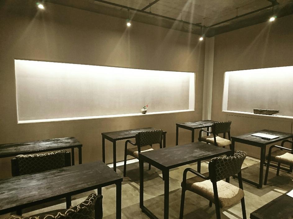 神楽坂【白日居】教室