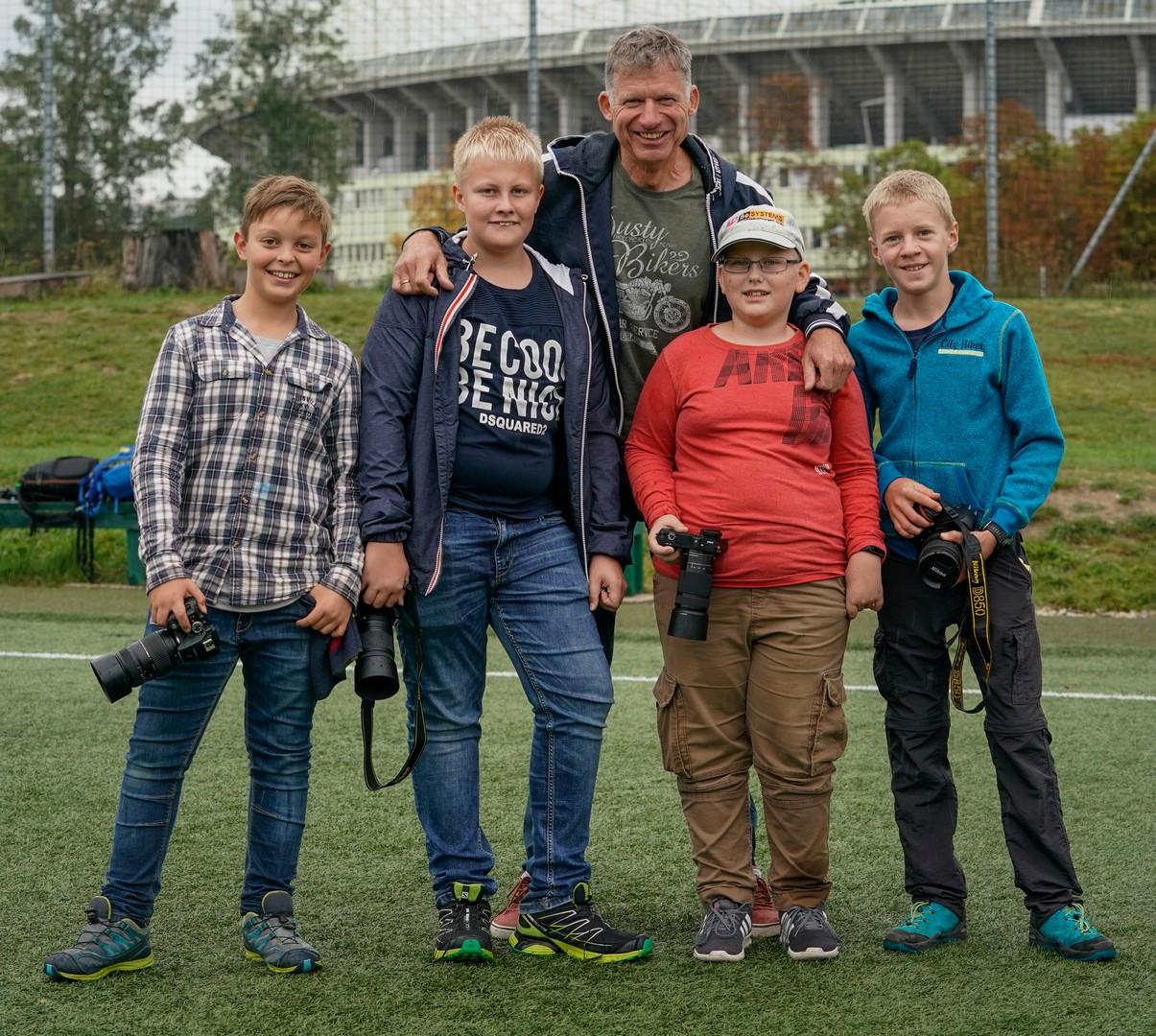Fotogruppe NMS Baumgartenberg