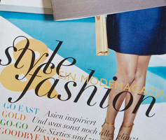style & fashion Modemagazin