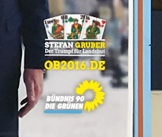 Oberbürgermeister-Wahlkampf 2016
