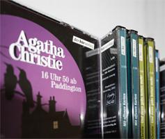 Hörbuchreihe Agatha Christie