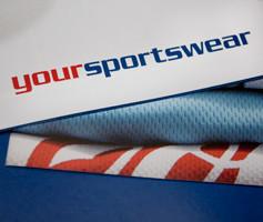 Sportbekleidung Erscheinungsbild