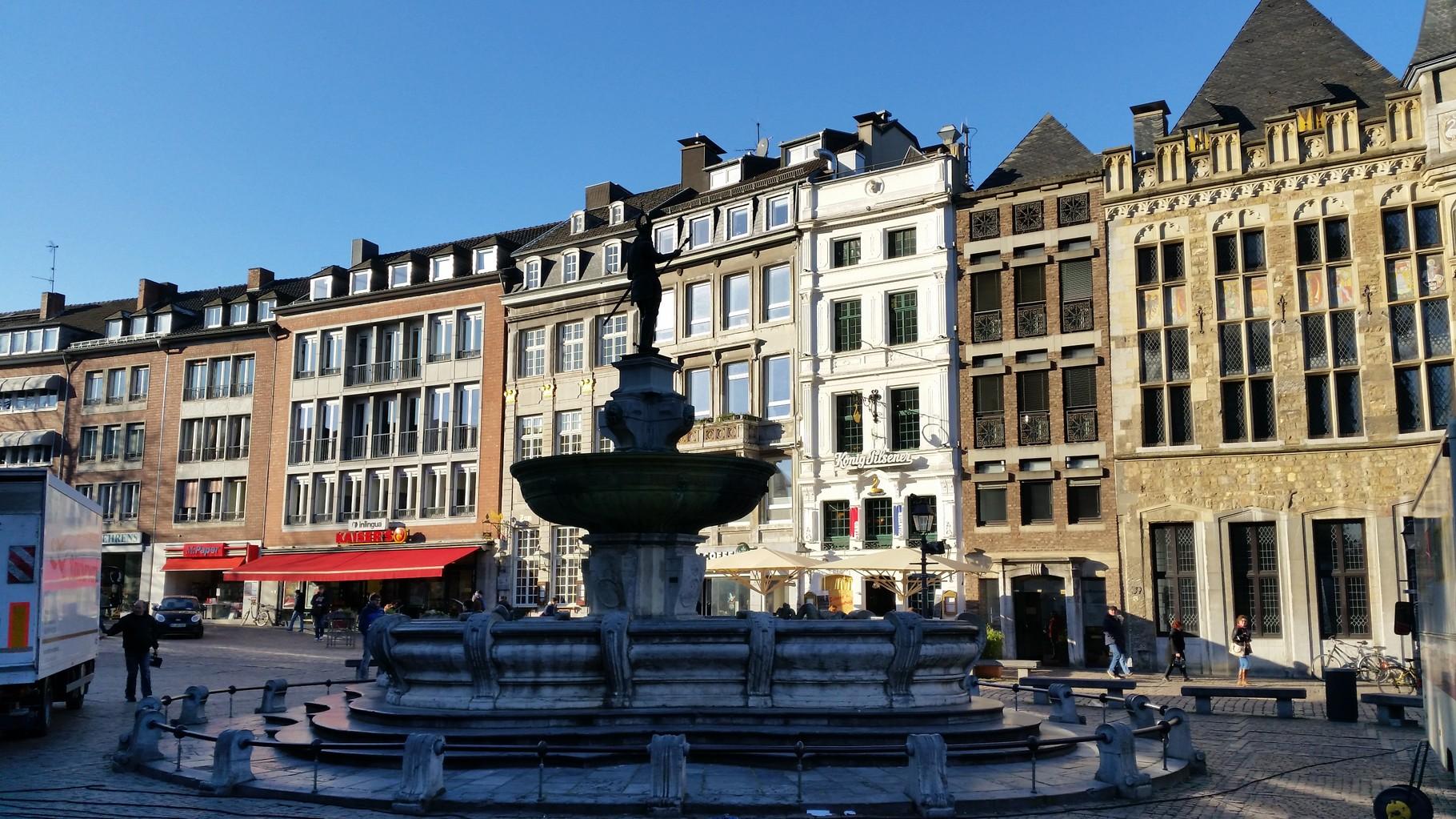 Aachener Markt