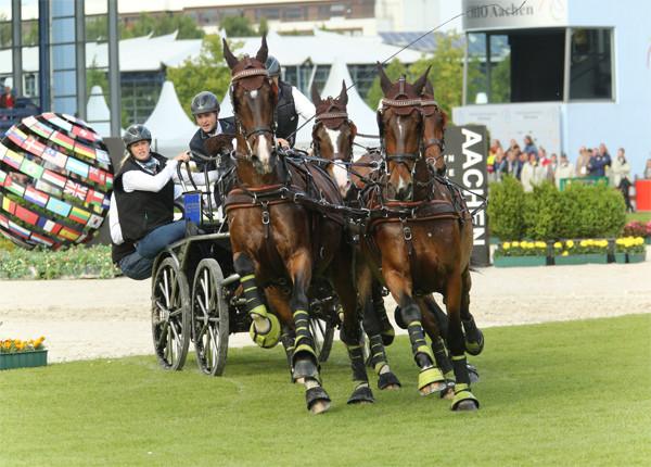Chio 2015, Weltfest des Pferdesport (Bildergalerien, Mediathek des Chio)