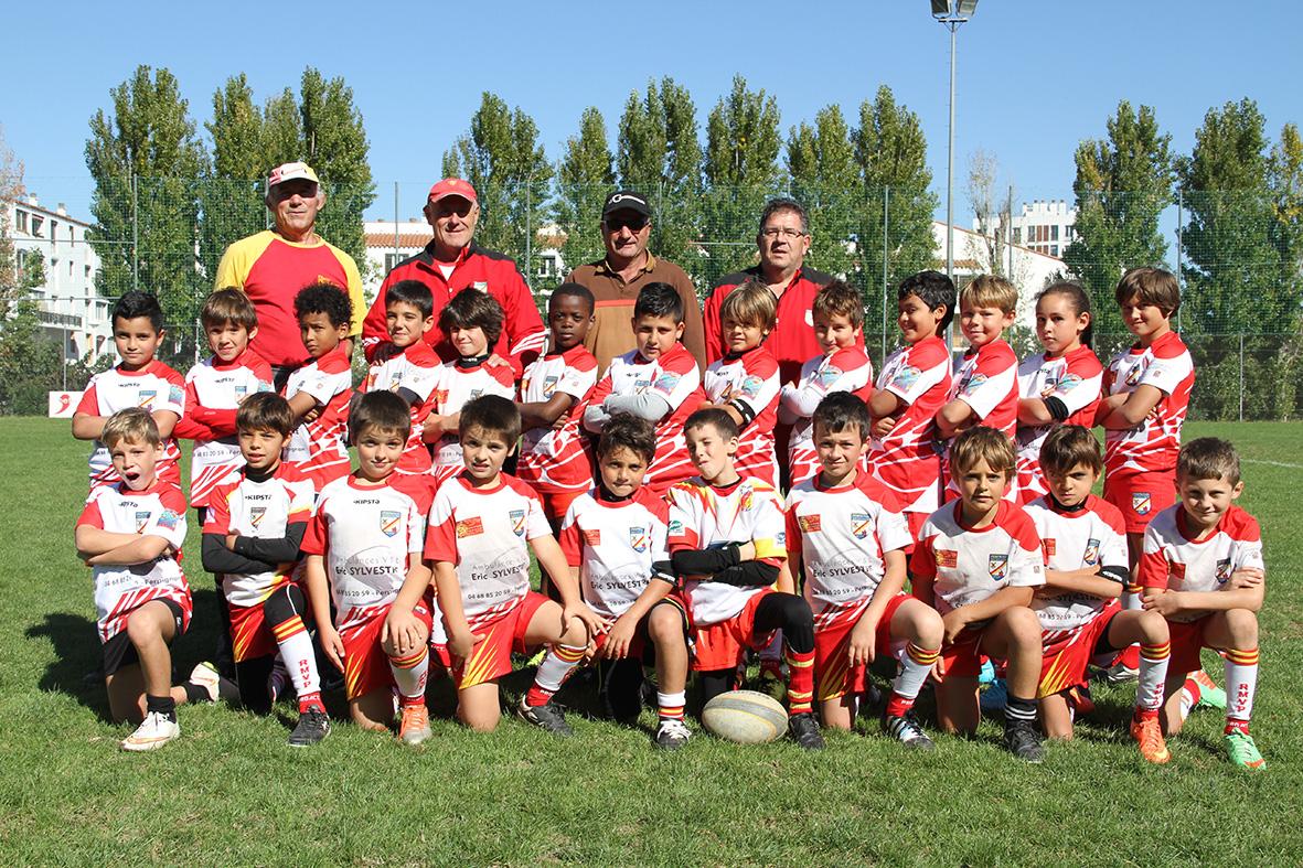U8 - Saison 2015-2016