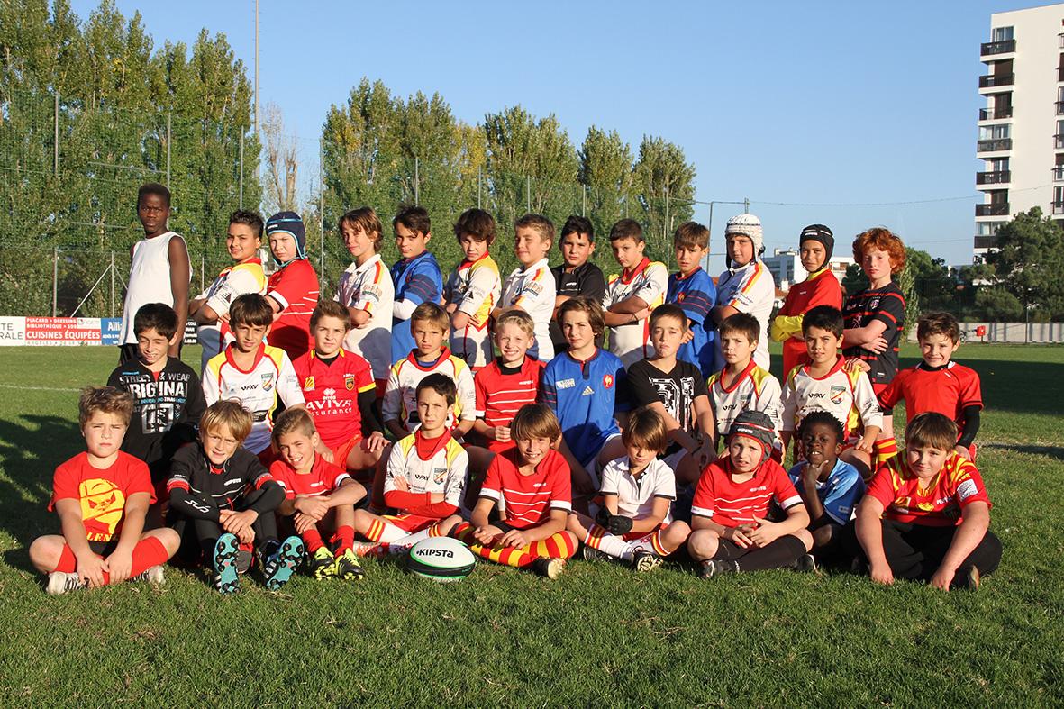U10 - Saison 2015-2016