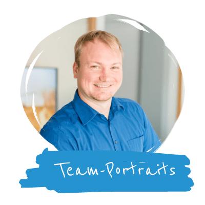 Team portrait: Senior software developer Torben Ulrich