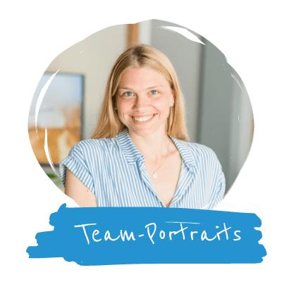 Team portrait: Marketing & Documentation Marlen Tecklenburg